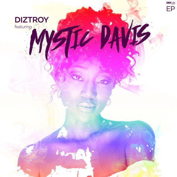 MYSTIC DAVIS EP COVER